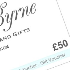 Pound Sterling Gift Vouchers