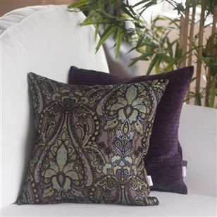 Paisley cushion au maison soft furnishings for Au maison cushion