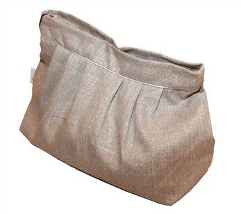 Gifts Vintage Make Up Bags Linen Sponge Bag