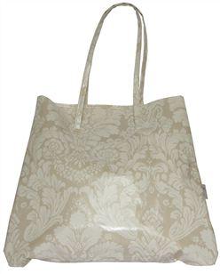Oilcloth bag au maison pink for Au maison oilcloth