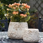 Rustic Flower Pots - Large