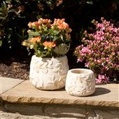 Rustic Flower Pots - Small