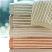 Linea Ribbed Bath Towels