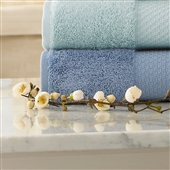Elegant Bath Towels (Seafoam & Moonstone)