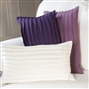Bedroom | Scatter Cushions | Pleated Linen Cushion With Filling