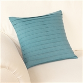 Square Pleated Cushion Cover