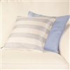 Bedroom | Scatter Cushions | Pale Silk Cushion Cover