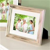 SMALL Classic Silver Picture Frame