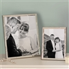 Bedroom | Picture Frames | SMALL Bamboo Silver Plated Picture Frame