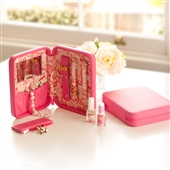Medium Pink Jewellery Case