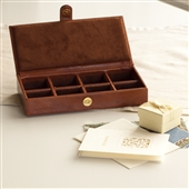 Tan Brown Storage Box For Little Things