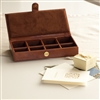 Bedroom | Jewellery Storage | Tan Brown Storage Box For Little Things