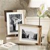 Bedroom | Picture Frames | LARGE Polished Silver Picture Frame