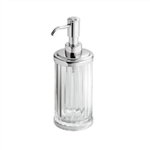 Clear Soap Dispenser Pump