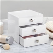 Tabletop Storage Drawers For Your Dressing Table