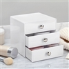 Bath & Beauty | Countertop Accessories | Tabletop Storage Drawers For Your Dressing Table