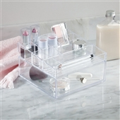 Acrylic Drawer with Cosmetic Organiser