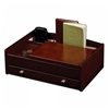 Bedroom | Table Accessories | Wooden Desk Tidy With Jewellery Storage